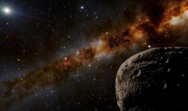 Окраины космоса