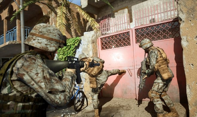 Игра Six Days in Fallujah