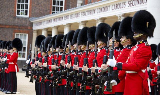 Британские гвардейцы