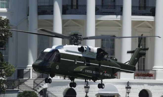 Вертолет VH-92