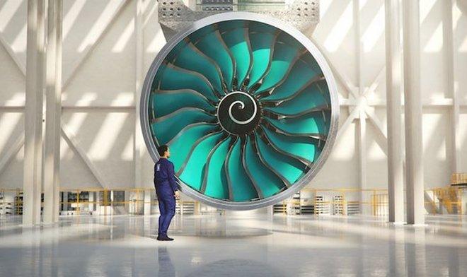 Двигатель Rolls-Royce UltraFan