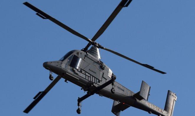 Вертолет K-Max Titan