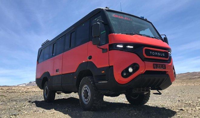 Автобус Torsus