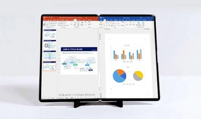 Складные гаджеты Samsung