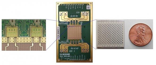 Прототип устройства 6G