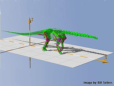 компьютерные расчеты движения