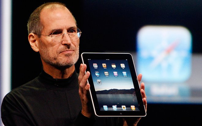 The first iPad presentation
