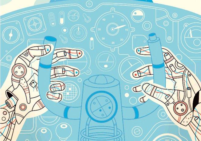 The robot pilot is no longer a fantasy