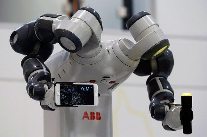 Робот Юми