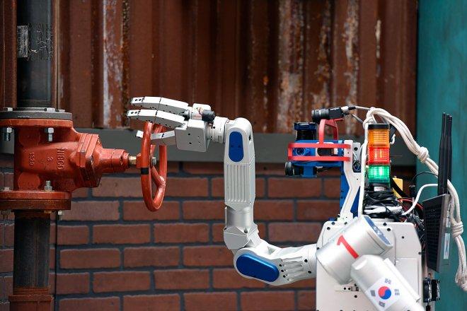 Робот Kaist