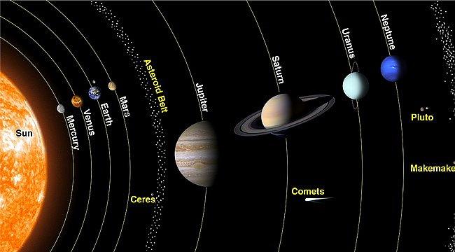 фото церера планета