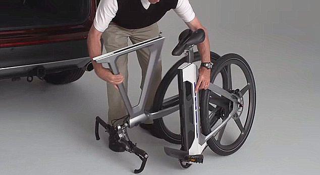 Bicycle Ford