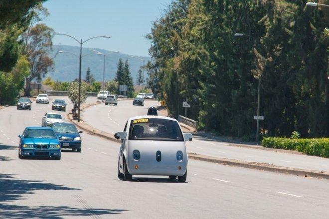 Homeless car Google