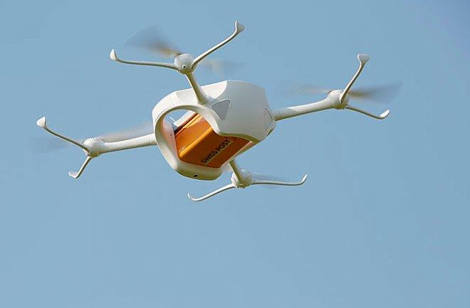 Postal drone