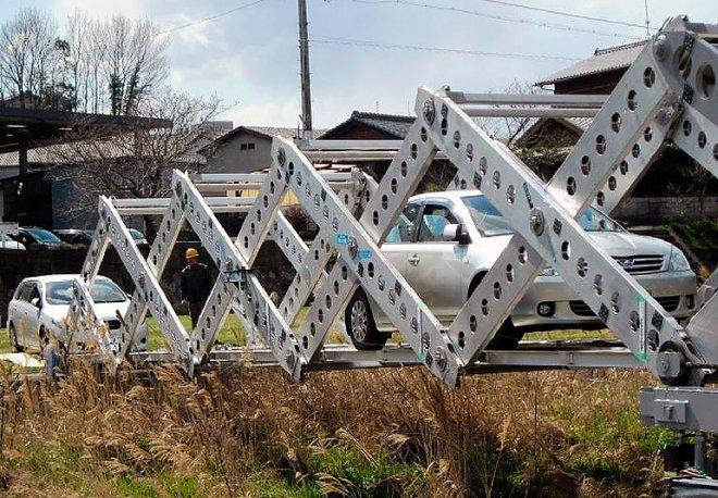Bridge-scissors