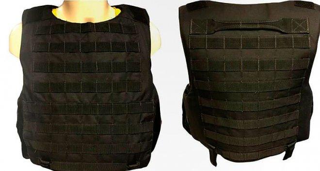 Body armor BCB