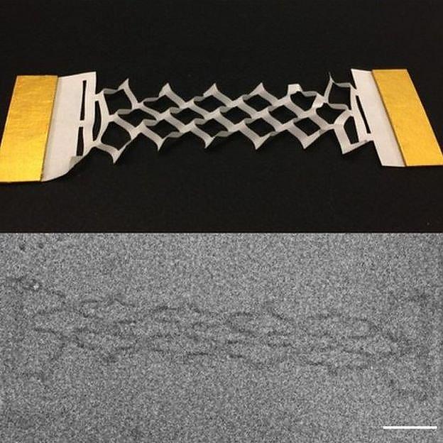 new properties of graphene