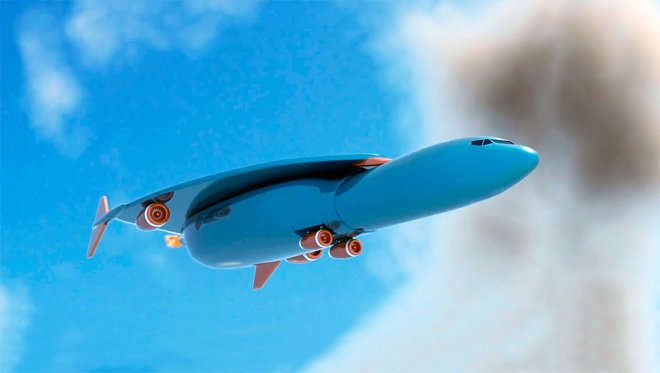 Hypersonic Airbus