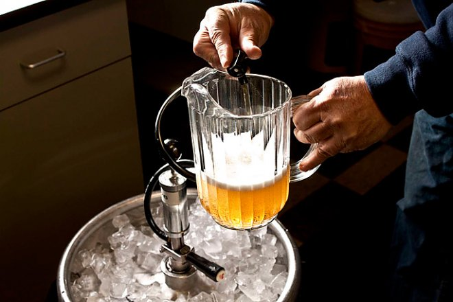 Beer as fuel?
