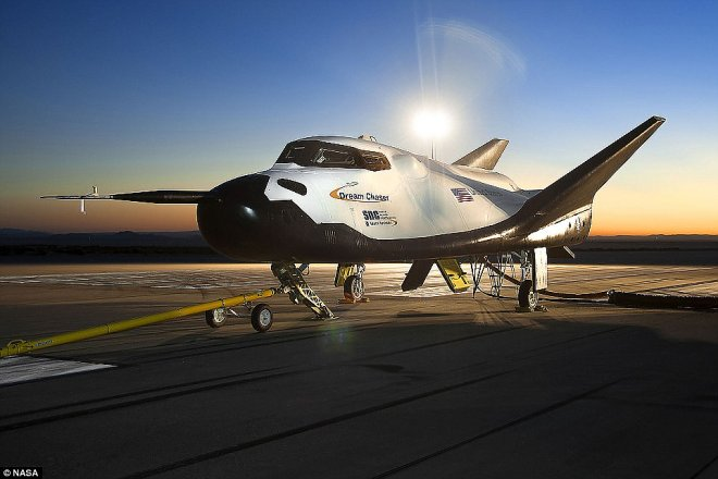Dream Chaser Space Shuttle
