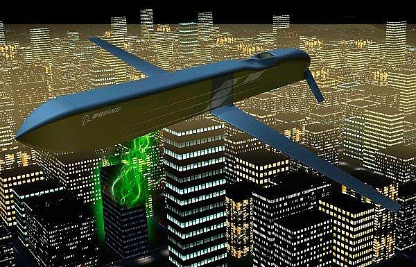 The future of electronic warfare