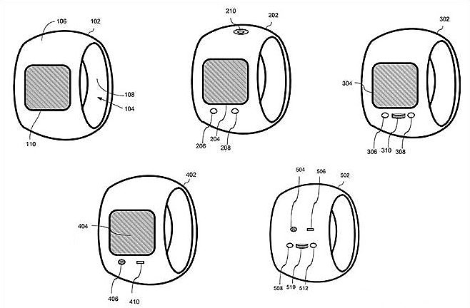 IRing Patent