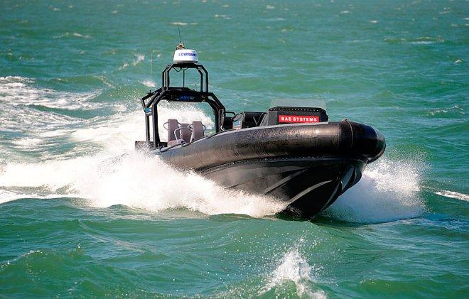 Беспилотные лодки пополнят ряды ВМС Великобритании