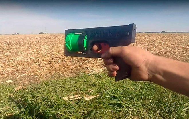 Пистолет Патрика