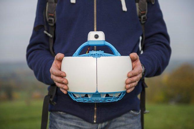 Fleye Unmanned Aerial Vehicle