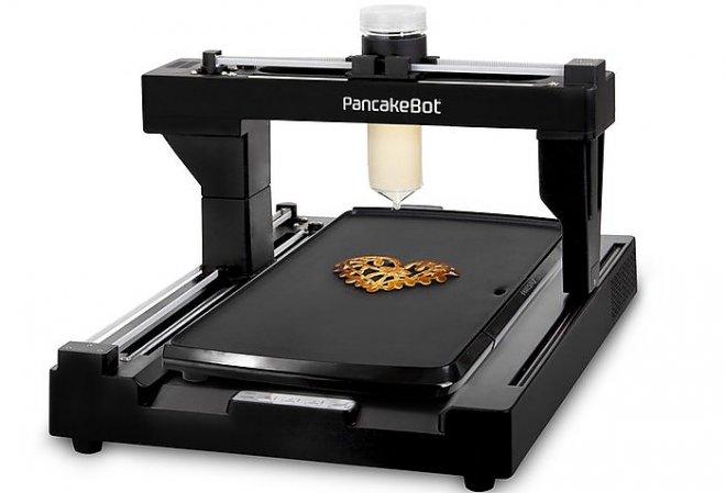 Pancake printer