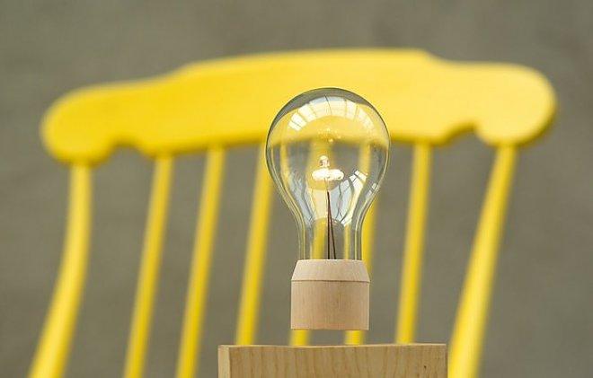 Levitation Light Bulb