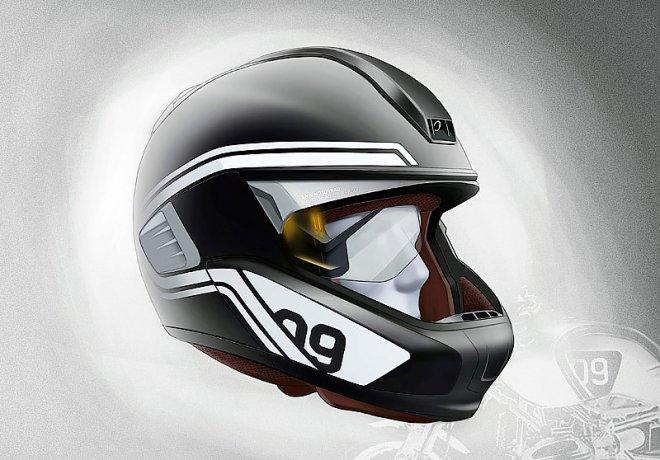 BMW Helmet