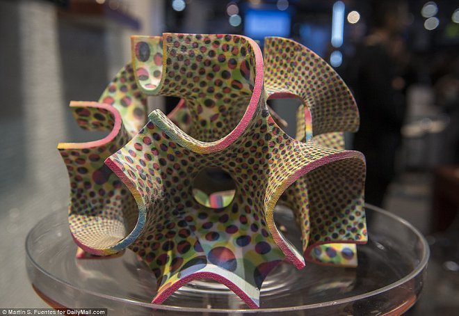 3D cake decoration