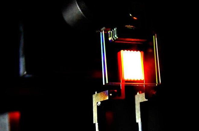 New incandescent lamp