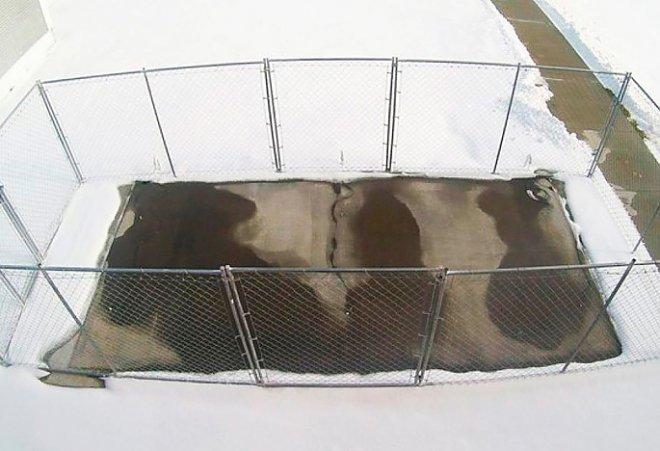 Электропроводящий бетон проектирования состава бетонной смеси