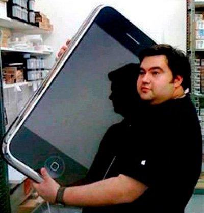 Large phone
