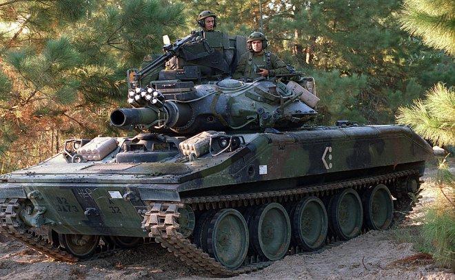Tank Sheridan