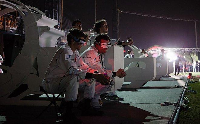 Дубай гонки квадрокоптеров купить очки dji за бесценок в димитровград