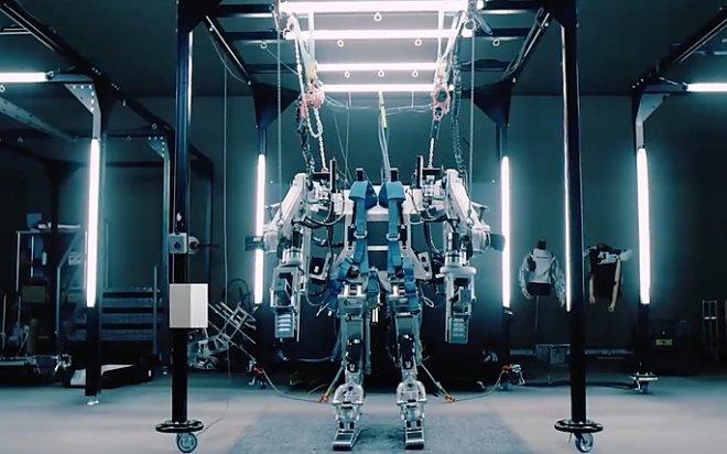 Exoskeleton Panasonic
