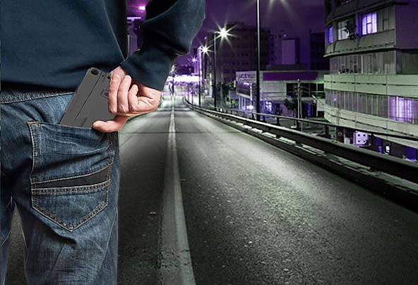 Smartphone Pistol