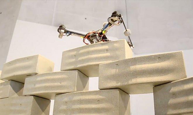 Drony-builders
