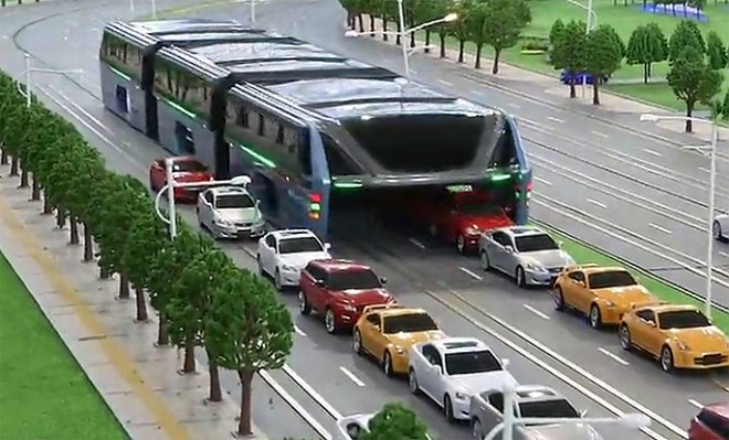 Bus-tunnel