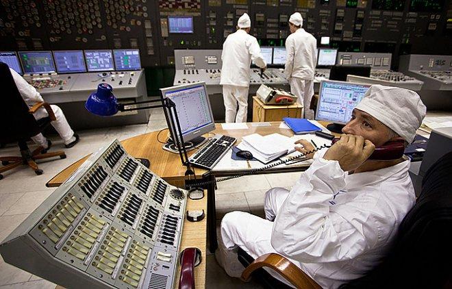 Nuclear power plant management