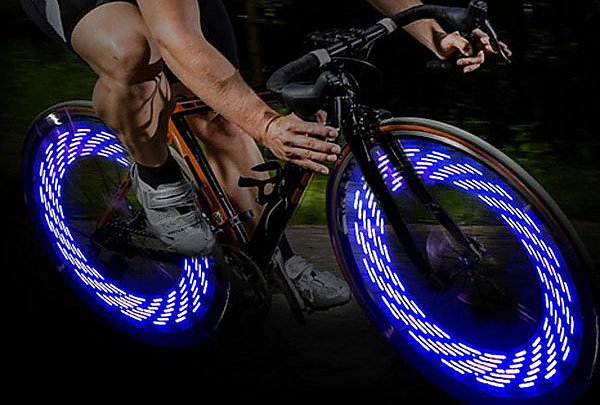 Wheel illumination