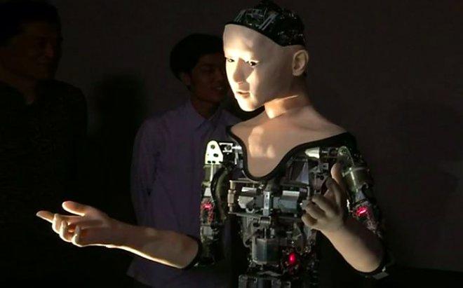 Робот Alter