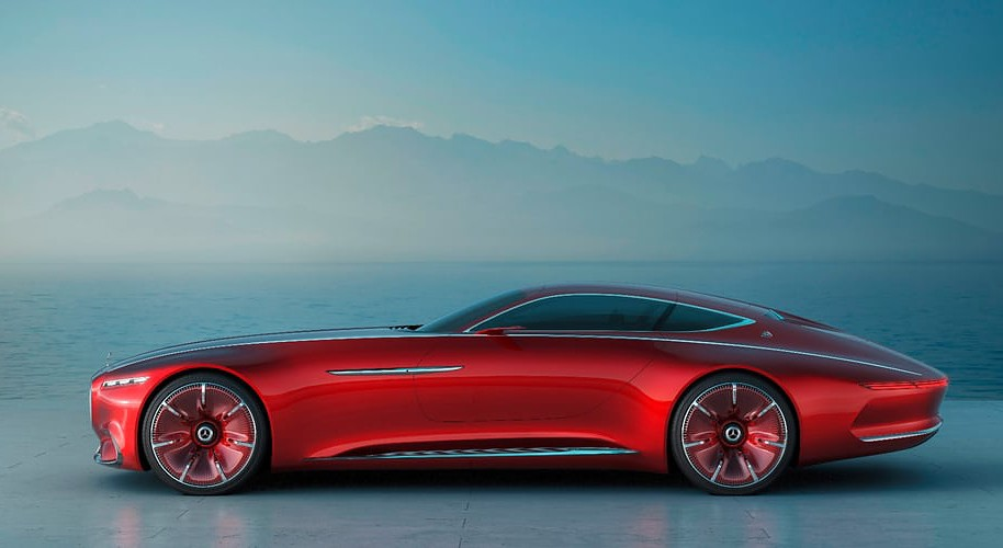 современные концепт автомобиля
