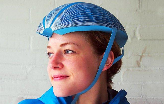 Изида Шифер и ее шлем