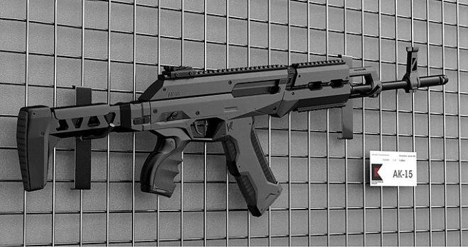 Kalashnikov AK-15