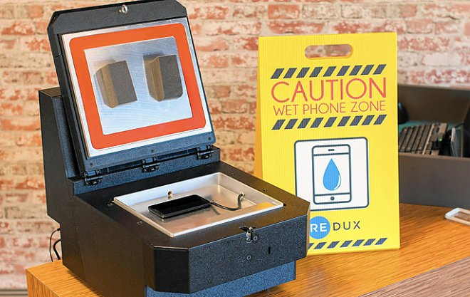 Redux Vacuum Camera