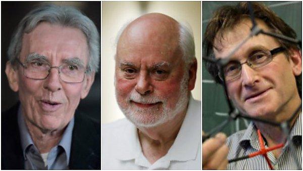 Nobel Prize Laureates in Chemistry 2016